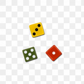 Three Dice - Yahtzee Dice Game Download PNG