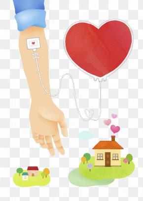 Blood Donation Creative Illustration - Blood Donation Designer Illustration PNG