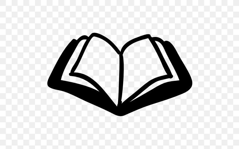 Open Book Clip Art Heart