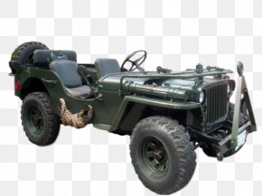 Willys Jeep - Willys Jeep Truck Car Willys MB Off-road Vehicle PNG