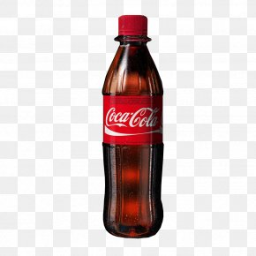 Coca Cola Bottle Image - Coca-Cola Glass Bottle PNG