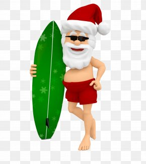 Take The Skateboard Of Santa Claus - Santa Claus Photography Christmas PNG
