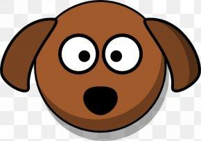 Comic Head Cliparts - Dog Free Content Clip Art PNG