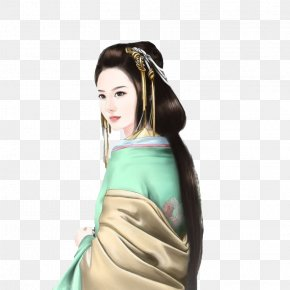Woman Review - History Of China Chinese Art Beauty PNG