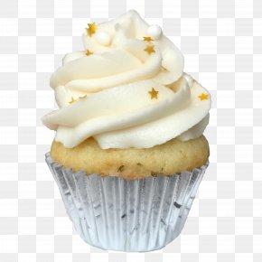 Cake - Mini Cupcakes Muffin Dessert Buttercream PNG