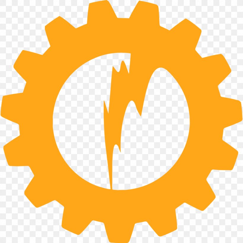Gear Logo, PNG, 1024x1024px, Gear, Computer Software, Creative Market, Engineering, Leaf Download Free