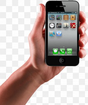 Smartphone In Hand Image - IPhone 6 Plus IPhone 5s Apple Smartphone PNG