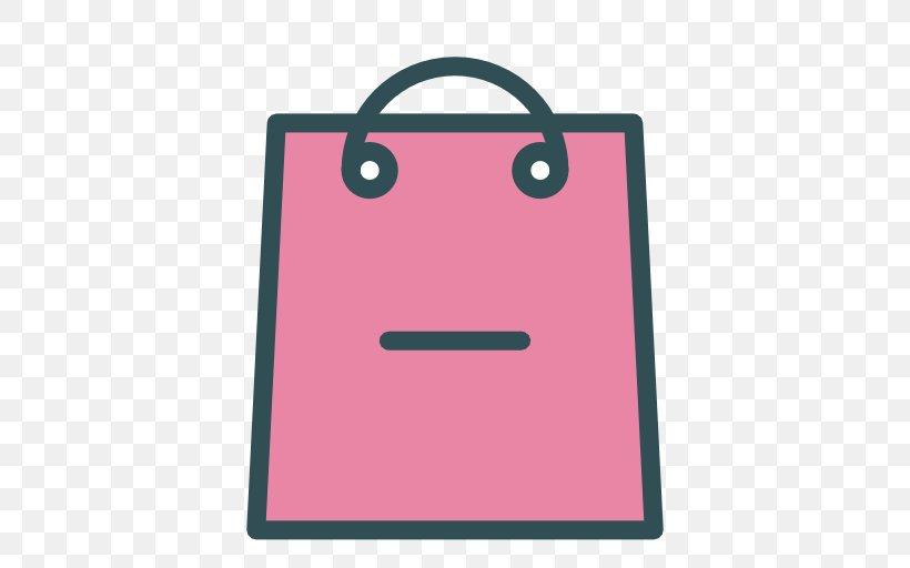 Bag Shopping, PNG, 512x512px, Bag, Magenta, Pink, Purple, Rectangle Download Free
