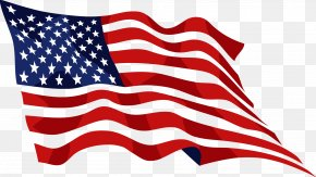 USA - Flag Of The United States Decal Clip Art PNG