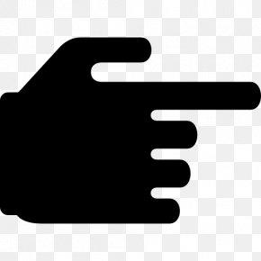Hand Shape - Index Finger Hand Digit PNG