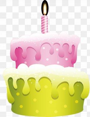Lovely Birthday Cake - Birthday Cake Torte PNG