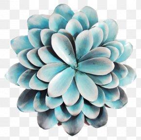 Blue Flower - Blue Flower Rose PNG