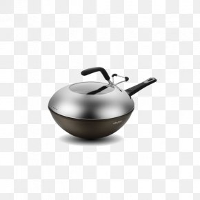 Mark Carter Non-stick Frying Pan With Non-stick Flat - Non-stick Surface Wok Frying Pan Stock Pot PNG