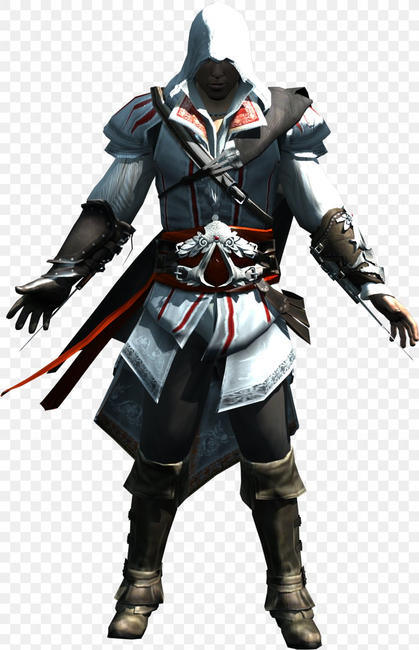 Assassin's Creed III Assassin's Creed: Revelations Assassin's Creed: Brotherhood Ezio Auditore, PNG, 1664x2581px, Ezio Auditore, Action Figure, Armour, Assassins, Cold Weapon Download Free