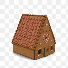 Candy Gingerbread House - Gingerbread House Candy Christmas Chocolate PNG