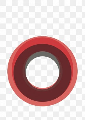 Red Circle Background Copywriter - Institute For Business & Multimedia ASMI Jalan Pacuan Kuda Raya West Pulomas Edumor University PNG