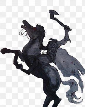 Headless Horseman Transparent - The Legend Of Sleepy Hollow Headless Horseman PNG