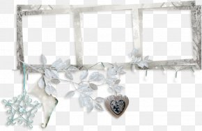Silver Frame - Picture Frame Photography Film Frame Clip Art PNG