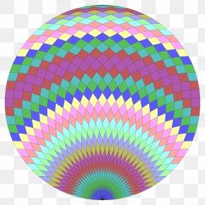 Circle - Regular Polygon Hexacontatetragon Hexacontagon Geometry PNG