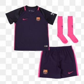 Fc Barcelona - T-shirt FC Barcelona La Liga Bundesliga Serie A PNG