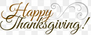 Happy Thanksgiving Image - Thanksgiving Day Holiday Wish Harvest Festival PNG