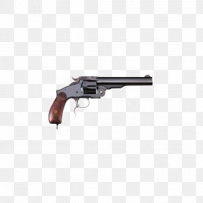 Weapon - Revolver Firearm A. Uberti, Srl. .45 Colt Pistol PNG