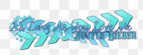 I Love You Text - Logo Turquoise Body Jewellery Line Font PNG