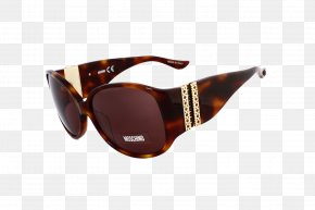 Sunglasses - Sunglasses Brown Goggles Product PNG