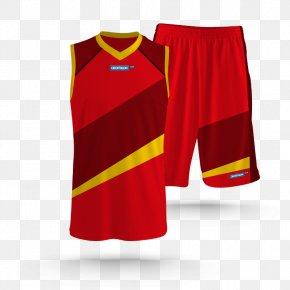 T-shirt - T-shirt Sports Fan Jersey Decathlon Group Basketball Sleeveless Shirt PNG