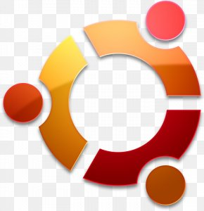 Pictures Of People Holding Hands - Ubuntu Logo Operating Systems Linux Distribution PNG