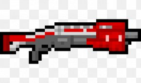 Pixel Fortnite - Fortnite Battle Royale Combat Shotgun Pixel Art PNG