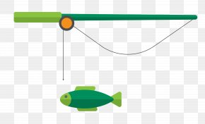 Vector Fishing Rod Fishing Material - U7aff Fishing Rod Clip Art PNG