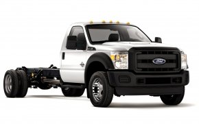 Pickup Truck - Ford Super Duty Ford F-550 Car Ford Falcon (XL) PNG