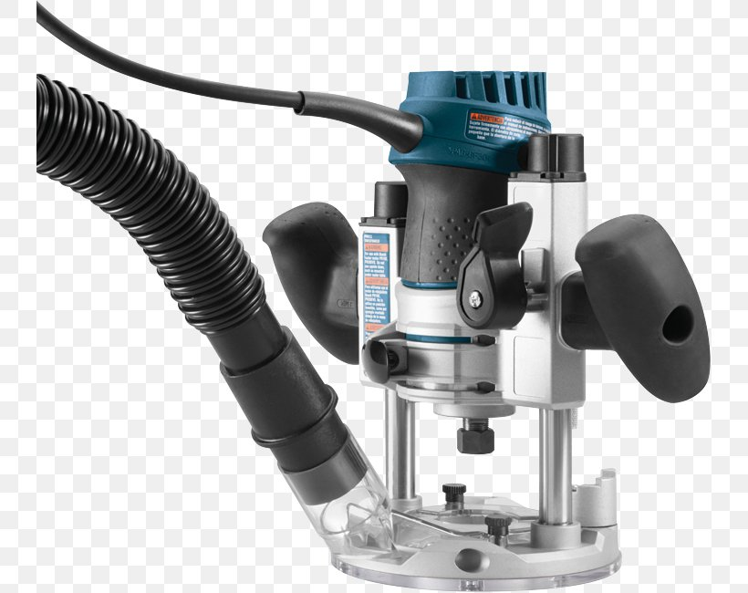 Bosch Deluxe Router Edge Guide With Dust Extraction Hood /& Vacuum Hose Adapte...