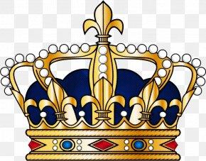 Emblem Symbol - Crown PNG