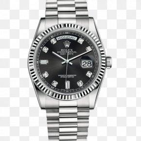 Rolex - Rolex Submariner Rolex Day-Date Watch Rolex President Perpetual Day-Date PNG