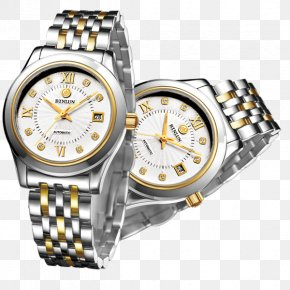 Men Mechanical Watch Automatic Watch Gold PlatingMechanical Watches - Skeleton At The 2018 Winter Olympics PNG