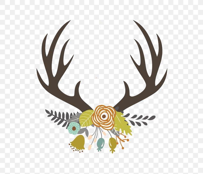 christmas deer antlers clipart - ClipartFox | Reindeer horns, Christmas  reindeer, Christmas humor