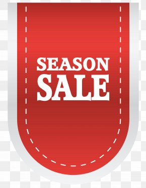 Season Sale Label Clipart Image - Sales Label Sticker Clip Art PNG