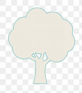 Line Art Meteorological Phenomenon - Tree Icon Ecologism Icon Nature Icon PNG