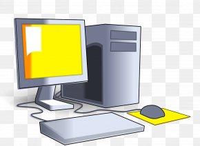 Computer Desktop Pc - Computer Hardware Open-source Hardware Clip Art PNG