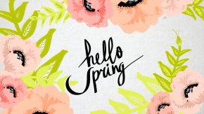 Goodbye - Heartland Forest Road Spring Desktop Wallpaper Desktop Computers PNG