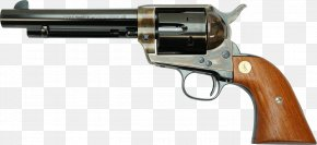 45 Colt - Revolver Trigger Firearm Colt Python Colt Single Action Army PNG