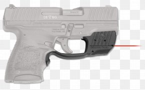 Shooting Traces - Trigger Walther PPS Firearm Crimson Trace Laser PNG
