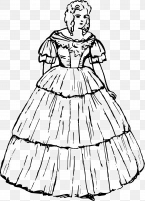 Branch Dress Up - Dress Ruffle Woman Clothing T-shirt PNG