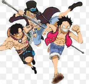 One Piece - Monkey D. Luffy Portgas D. Ace Donquixote Doflamingo Roronoa Zoro Usopp PNG