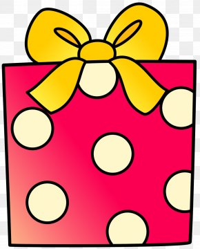 Birthday Present Clipart - Gift Birthday Free Content Clip Art PNG