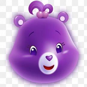 Caring - Grumpy Bear Share Bear Cheer Bear Funshine Bear PNG