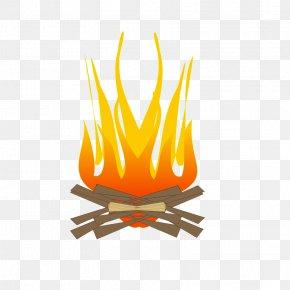 Campfire Cliparts - Smore Bonfire Night Campfire Clip Art PNG