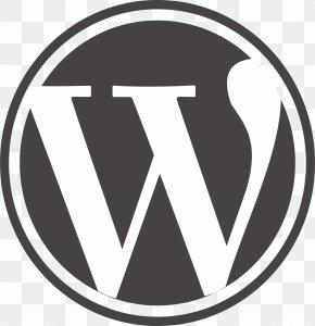 WordPress - WordPress Logo Blog Clip Art PNG